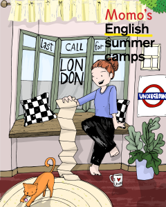 Momo's English Summer Camps kentish town