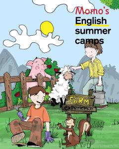 Momo's English Summer Camps farm experience