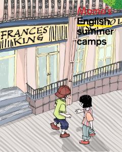 Momo's English Summer Camps london