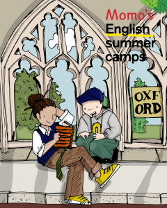 Momo's English Summer Camps oxford teen