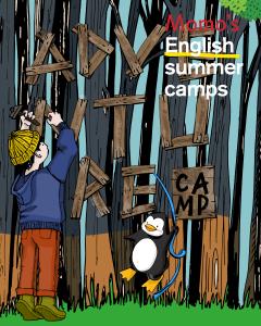 Momo's English Summer Camps kingswood