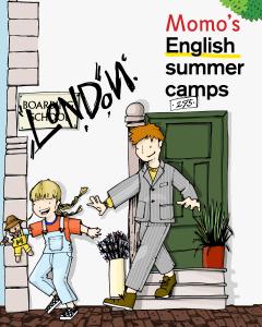 Momo's English Summer Camps london boarding school
