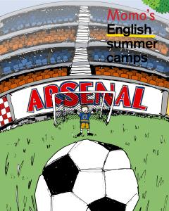 Momo's English Summer Camps arsenal football